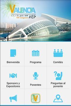 64 Congreso AEP 2016 apk screenshot