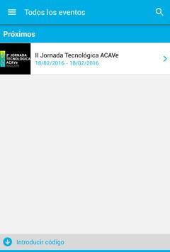 ACAVe apk screenshot