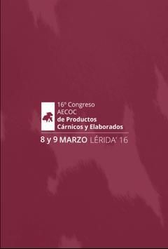 AECOC Productos Cárnicos poster