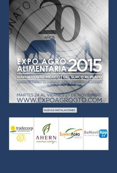Expo AgroGto poster