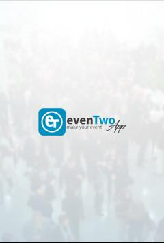 evenTwo App poster
