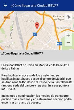BBVA Previsión Jornada 2015 apk screenshot