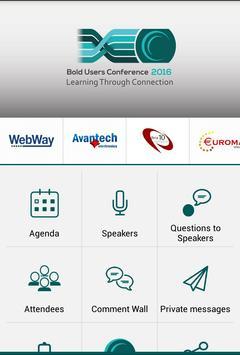 2016 BoldEurope Conference apk screenshot