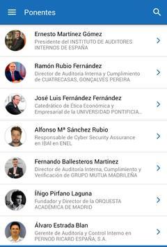 XX Jornadas Auditoría Interna apk screenshot