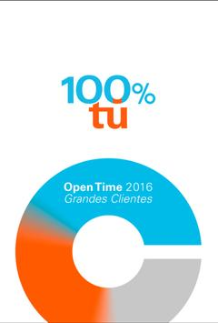 Open Time 16 poster