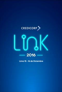 Reunión Link Credicorp 2016 poster