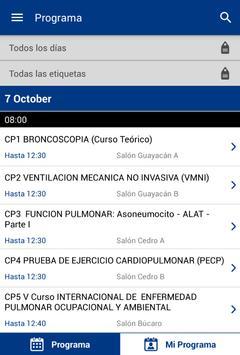 Congreso Asoneumocito apk screenshot