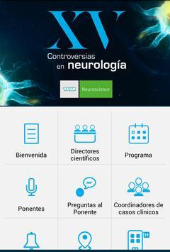 XV Controversias neurología apk screenshot