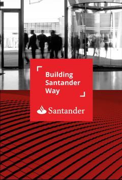 Building Santander Way 2016 poster