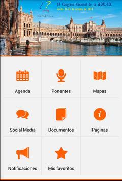 67 Congreso Nacional SEORL-CCC apk screenshot