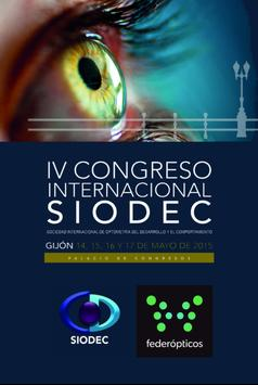 SIODEC 2015 poster