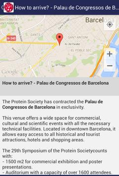29th Symposium Protein Society apk screenshot