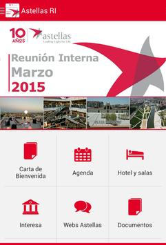 Reunión interna Astellas 2015 apk screenshot
