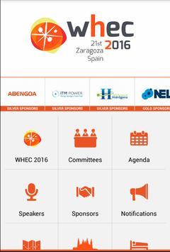 WHEC 2016 apk screenshot