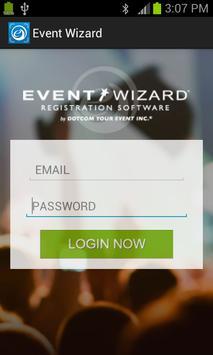 Event Wizard Attendee Scanner apk screenshot