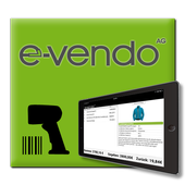 e-vendo Kundendisplay icon