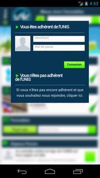 UNIS apk screenshot