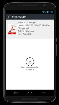 File Diver apk screenshot