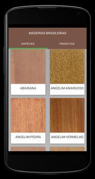 Catálogo Madeiras Brasileiras apk screenshot
