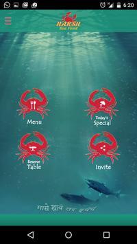Harsh..Sea Food Restaurant apk screenshot