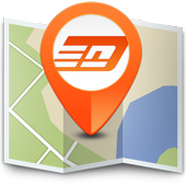Edmundson Location Finder App icon