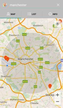 Edmundson Location Finder App poster