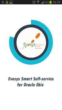 Evosys Smart Self Service poster