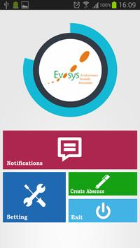 Evosys Smart Self Service apk screenshot