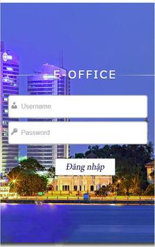 Eoffice Mobile EVNICT apk screenshot