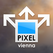 PIXELvienna 9 Conference icon