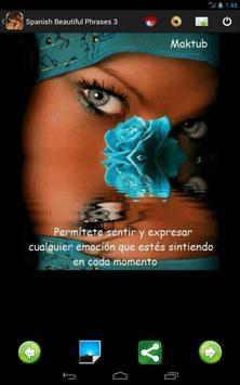 Spanish Beautiful Quotes 3 apk screenshot