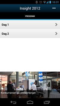 EVRY Event apk screenshot