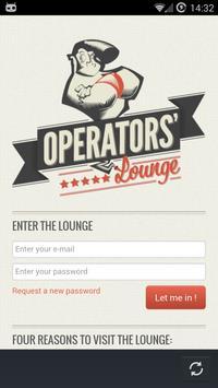 Operators' Lounge forum poster