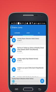 Shab e Juma apk screenshot