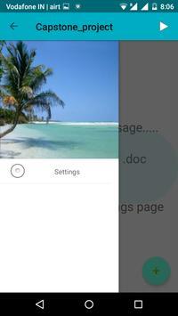 Advance Teleprompter apk screenshot