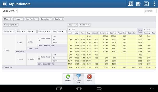 Excellon 5 BAL CDMS apk screenshot