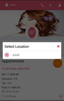 Manali Beauty Parlour apk screenshot
