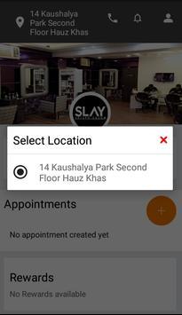 Slay Unisex Salon apk screenshot
