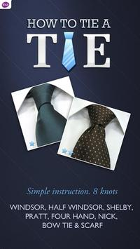 Tie a Tie poster
