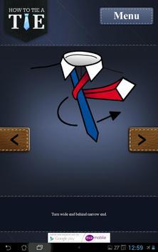 Tie a Tie apk screenshot