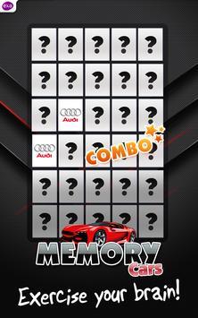 Best Memo Games - Cars Logo apk screenshot