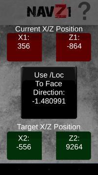 NavZ1 - H1Z1 Navigation Tool apk screenshot