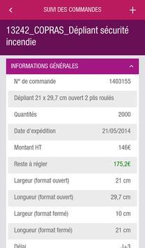 Exaprint apk screenshot