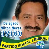 Delegado Nilton Neves icon