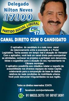 Delegado Nilton Neves apk screenshot