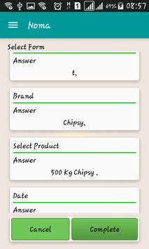 E Data Form apk screenshot