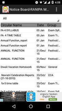 Maharshi Gurukul apk screenshot