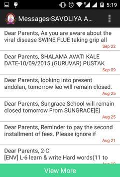 Sungrace School apk screenshot