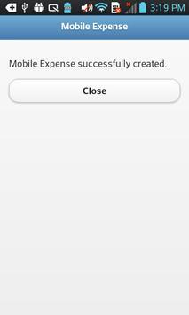 ExpenSys apk screenshot