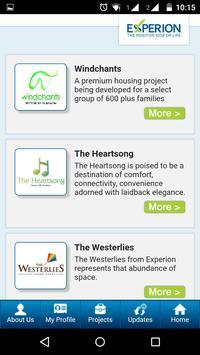 Experion App apk screenshot